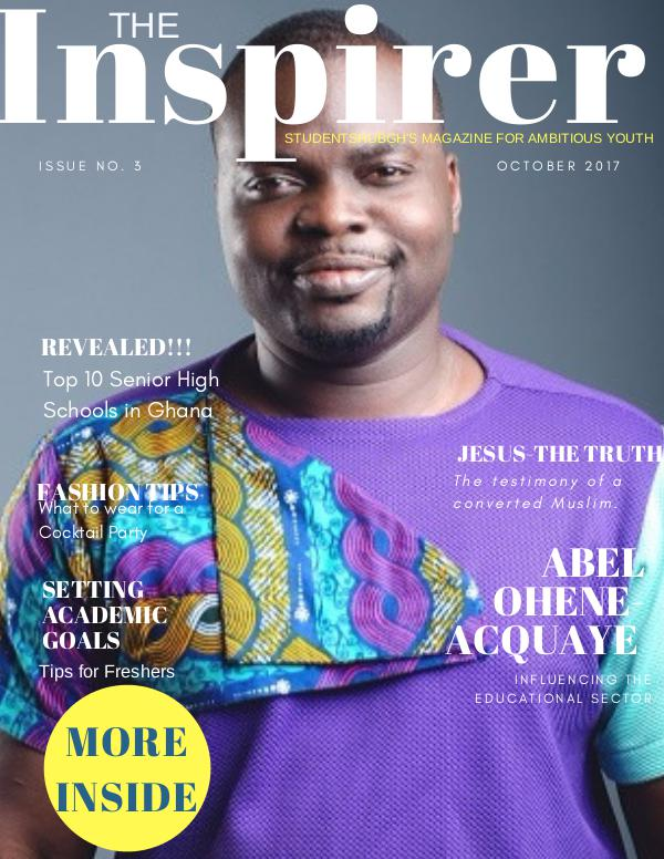 The INSPIRER Issue 3