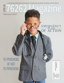 Life in 76262 Magazine