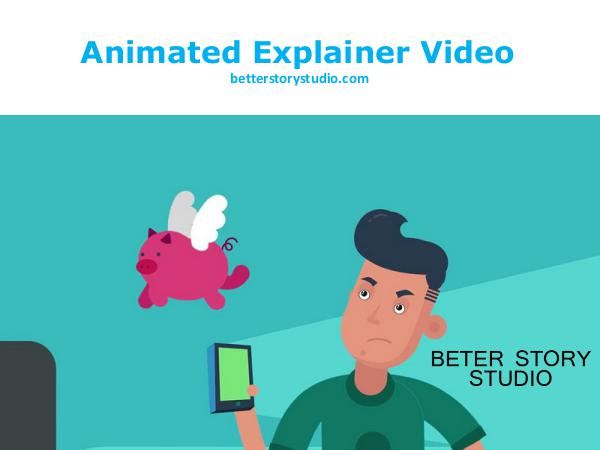 Animation Production Companies Create Animated Explainer Video