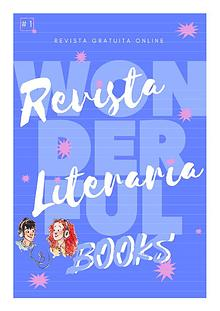 Revista Literaria Wonderful Books