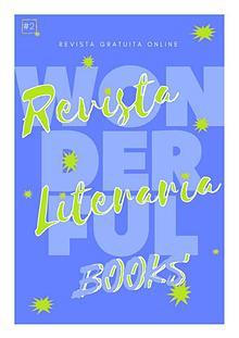 Revista Literaria Wonderful Books