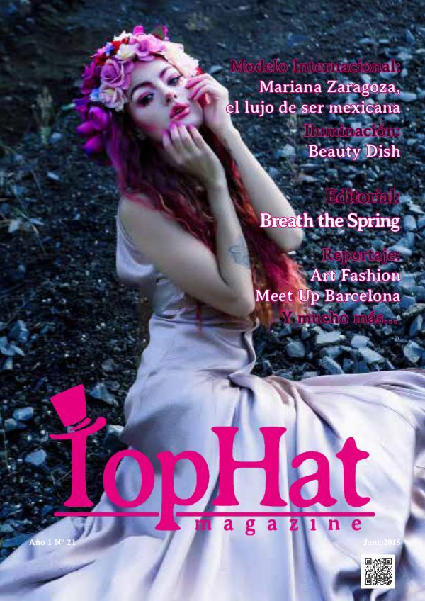 nº 21 TopHat Magazine Junio 2018 21 junio 2018