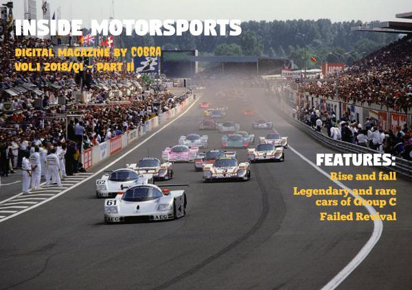 Inside Motorsports Vol. 1 2018/Q1 - Part II
