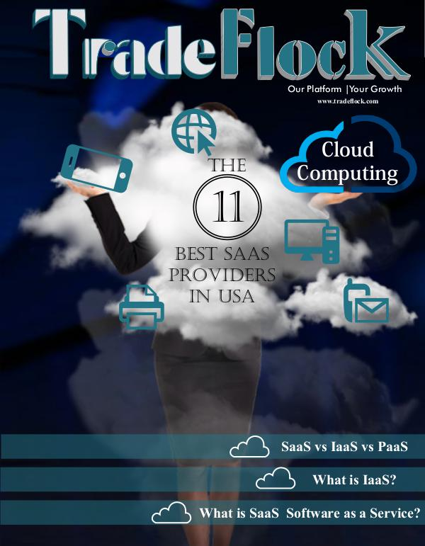 TradeFlock – The Cloud Computing Jan 2018