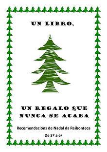 Guía de Nadal de 3º a 6º
