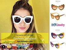 Erupean and US Style Fashion sunglass