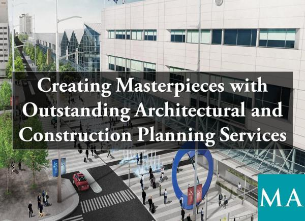 Creating Masterpieces with Outstanding Architectural and Construction Creating Masterpieces with Unique Architecture