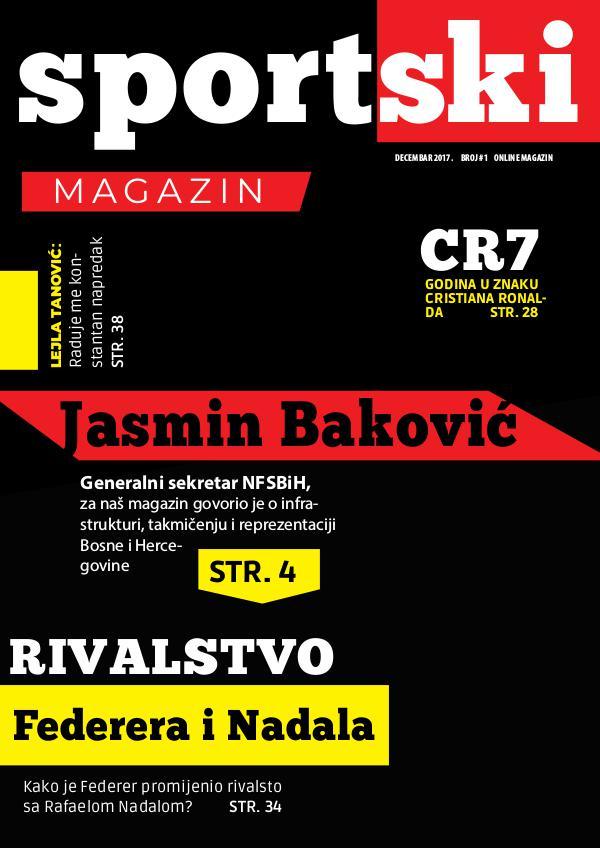 Sportski Magazin #1 Sportski magazin #1