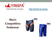 Men Competition Swimwear