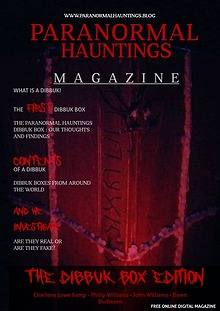 Paranormal Hauntings Magazine