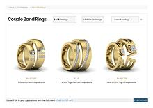 Best Couple Rings - 50+ Couple Band Rings in Pune