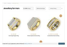Men's Jewellery Online Shopping in India