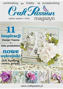 Magazyn Craft Passion / wydanie polskie 1/2018