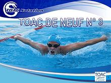 Newsletter TOAC NATATION 2019