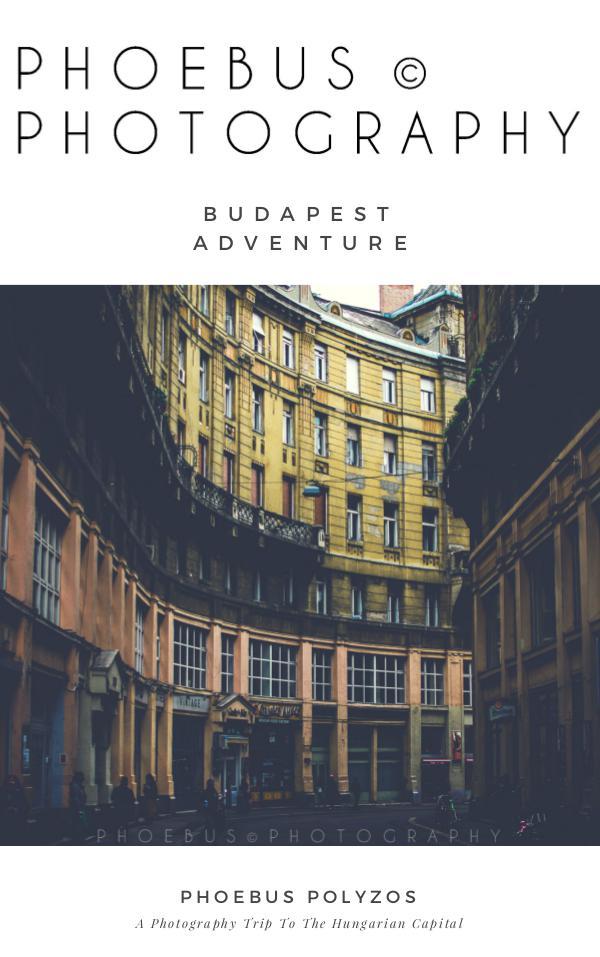 PHOEBUS PHOTOGRAPHY - Budapest Adventure PHOEBUS PHOTOGRAPHY