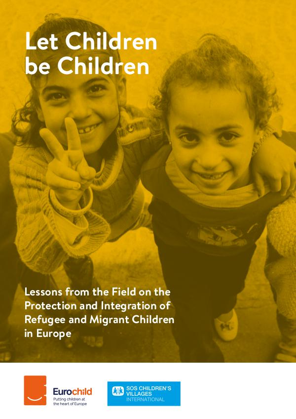 Εκμετάλλευση - Εμπορία Ανθρώπων - Human Exploitation/Trafficking Let-Children-be-Children_Case-studies-refugee-prog