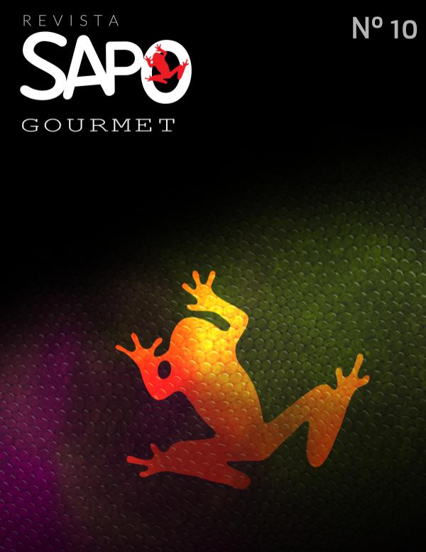 REVISTA SAPO 10 GOURMET