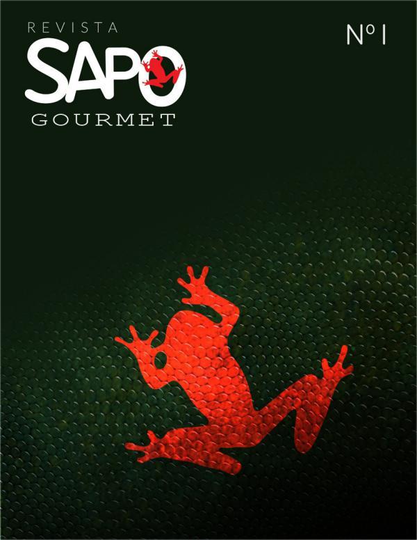 REVISTA SAPO GORMET REVISTA SAPO GOURMET 01