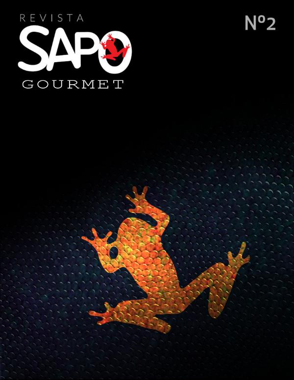 REVISTA SAPO GORMET REVISTA SAPO GOURMET 02