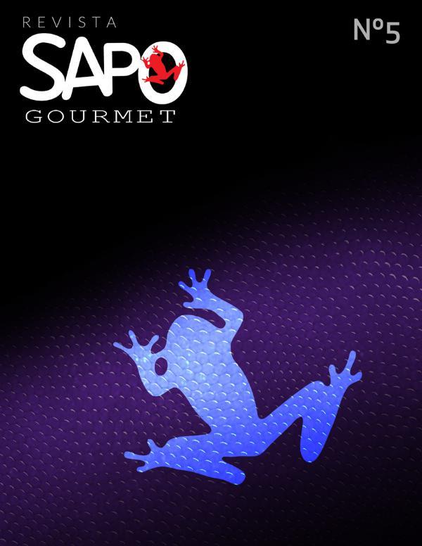 REVISTA SAPO GORMET REVISTA SAPO GOURMET 05