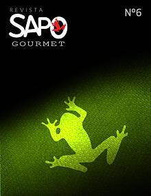 REVISTA SAPO GORMET