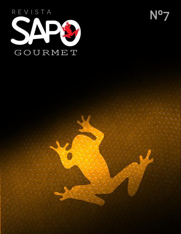 REVISTA SAPO GORMET REVISTA SAPO GOURMET 07