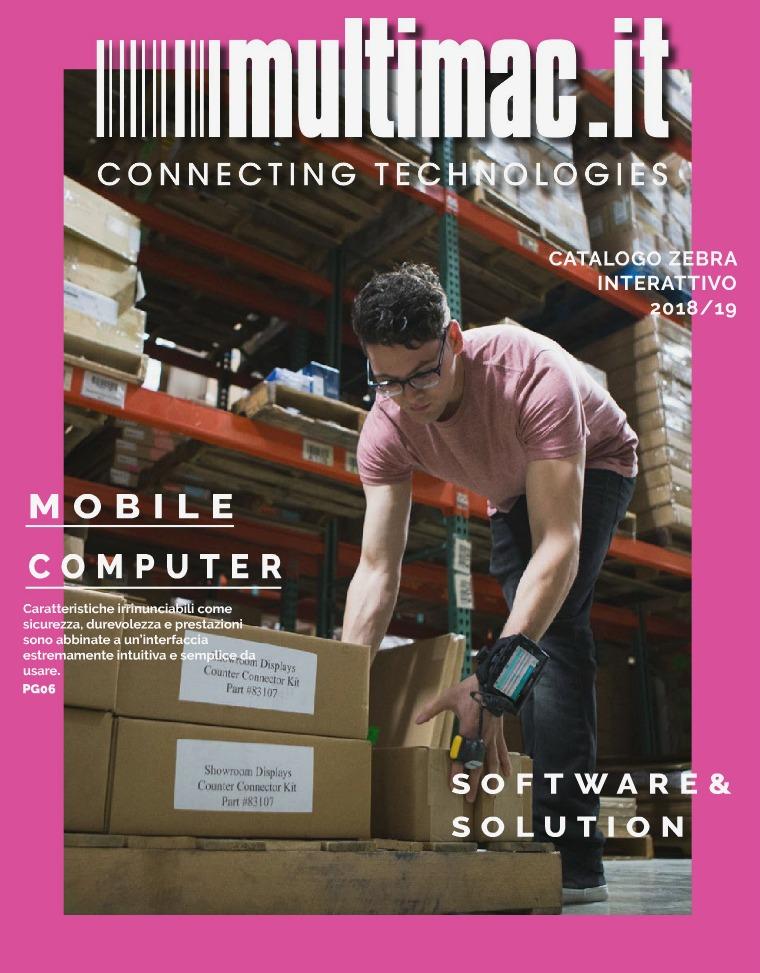 Multimac Catalogue Catalogo Zebra 2019