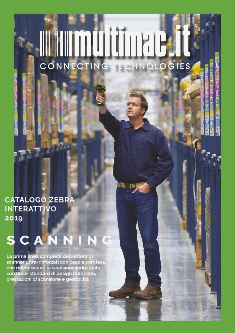 Multimac Catalogue Catalogo Scanning Zebra 2019