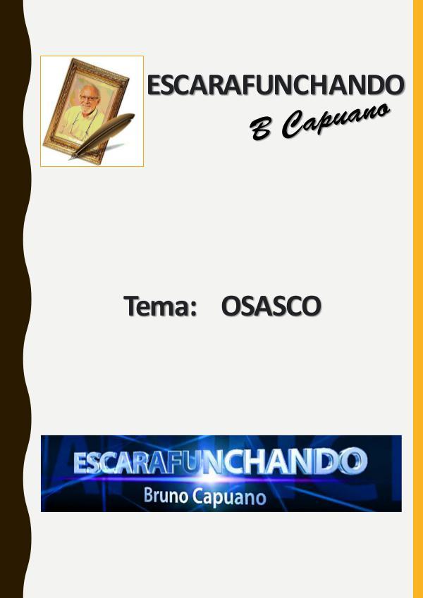 Escarafunchando B Capuano 1.. OSASCO
