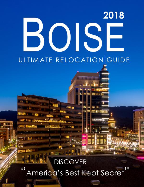 Boise Idaho Relocation Guide Boise Relocation Guide