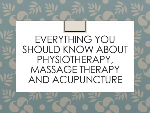St Albert Physiotherapy Everything You Should Know About Physiotherapy