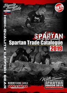 ESOX SPARTAN CATALOGUE 2019