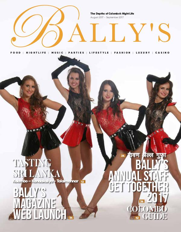 Ballys Magazine August 2017 Ballys Magazine August 2017 Published by Ballys