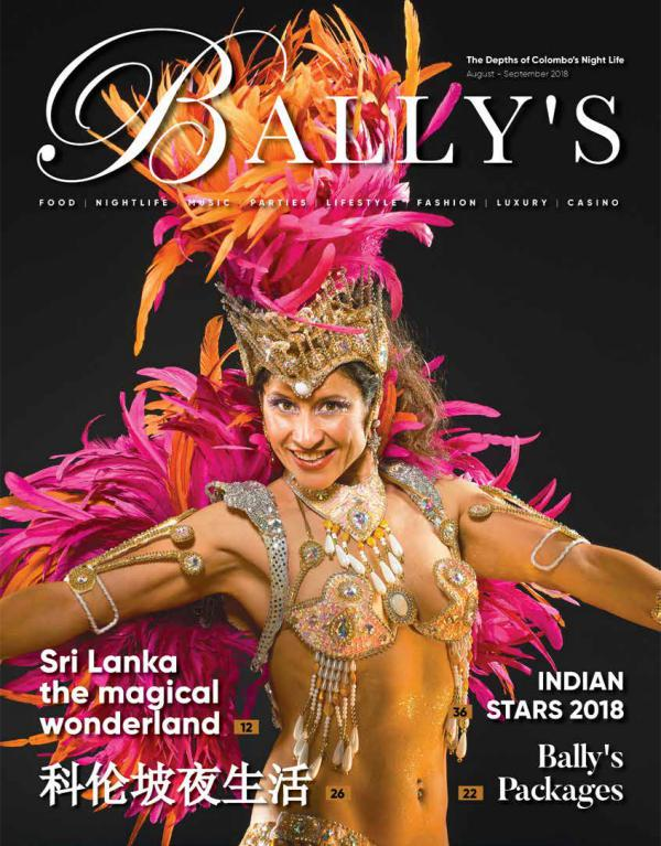 Ballys magazine september 2018 Ballys magazine september 2018