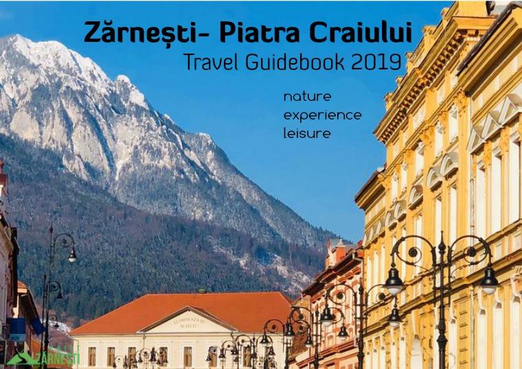 Zărnești- Piatra Craiului Travel Guidebook 2019 Zărnești- Piatra Craiului Travel Guidebook 2019