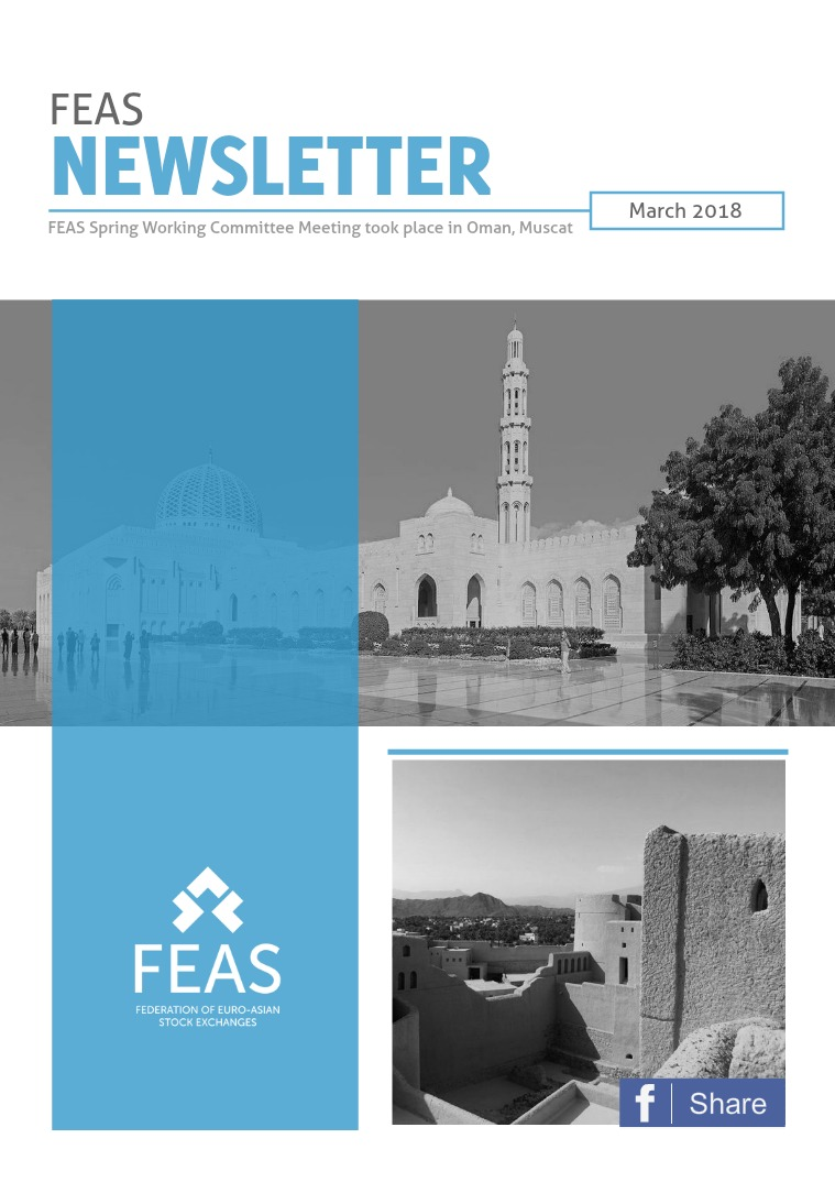 Newsletter March 2018, Issue 1