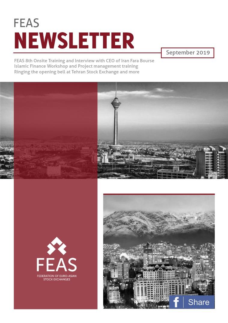 Newsletter September 2019, Issue 3