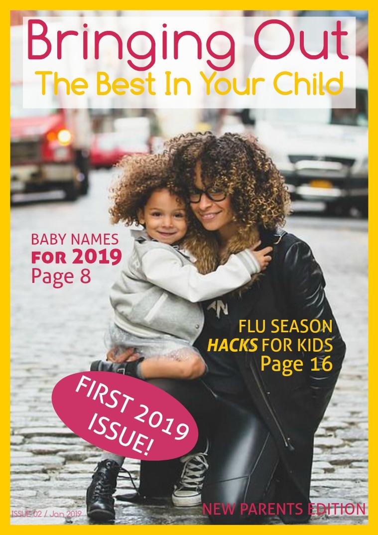 Parenting Magazine 1
