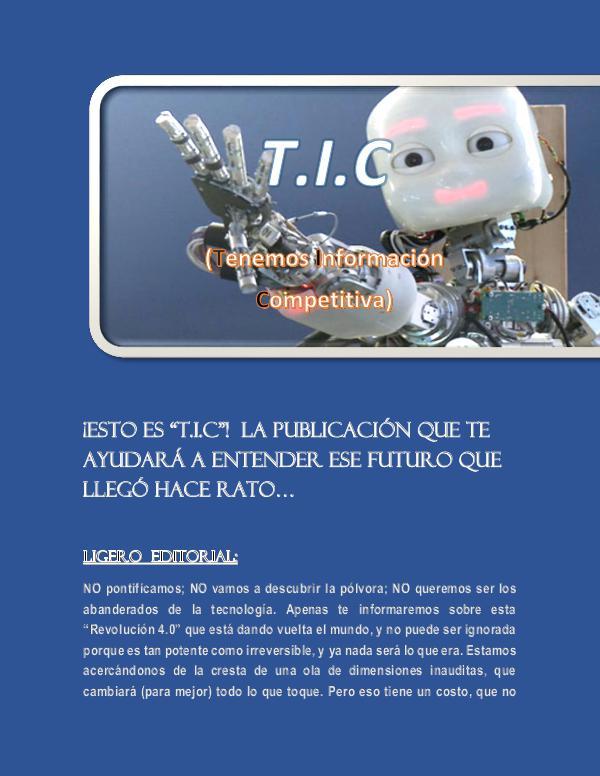 T.I.C1 TIC1