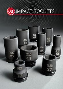 M10 Tools Chapter 3. IMPACT SOCKETS