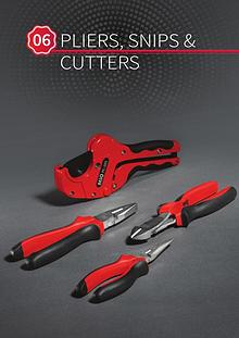 M10 Tools Chapter 6. PLIERS SNIPS AND CUTTERS