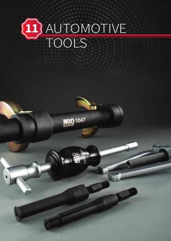 M10 Tools Chapter 11. AUTOMOTIVE TOOLS 11. AUTOMOTIVE TOOLS 2020
