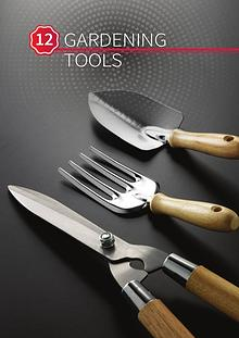 M10 Tools Chapter 12. GARDENING TOOLS