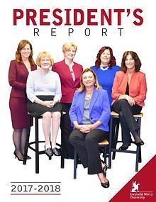 President's Report 2017-2018