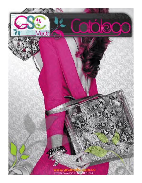 Catalogo GSC MODA Colombia CatalogoGSCModa Precios