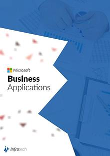 Infratech - Microsoft Business Applications Services Brochure