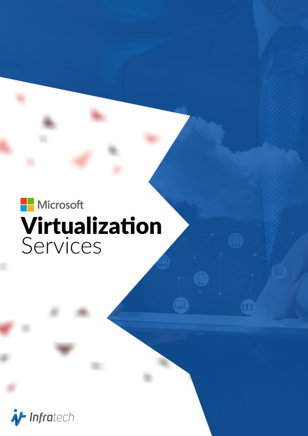 Microsoft – Virtualization Services Brochure Jan. 2018