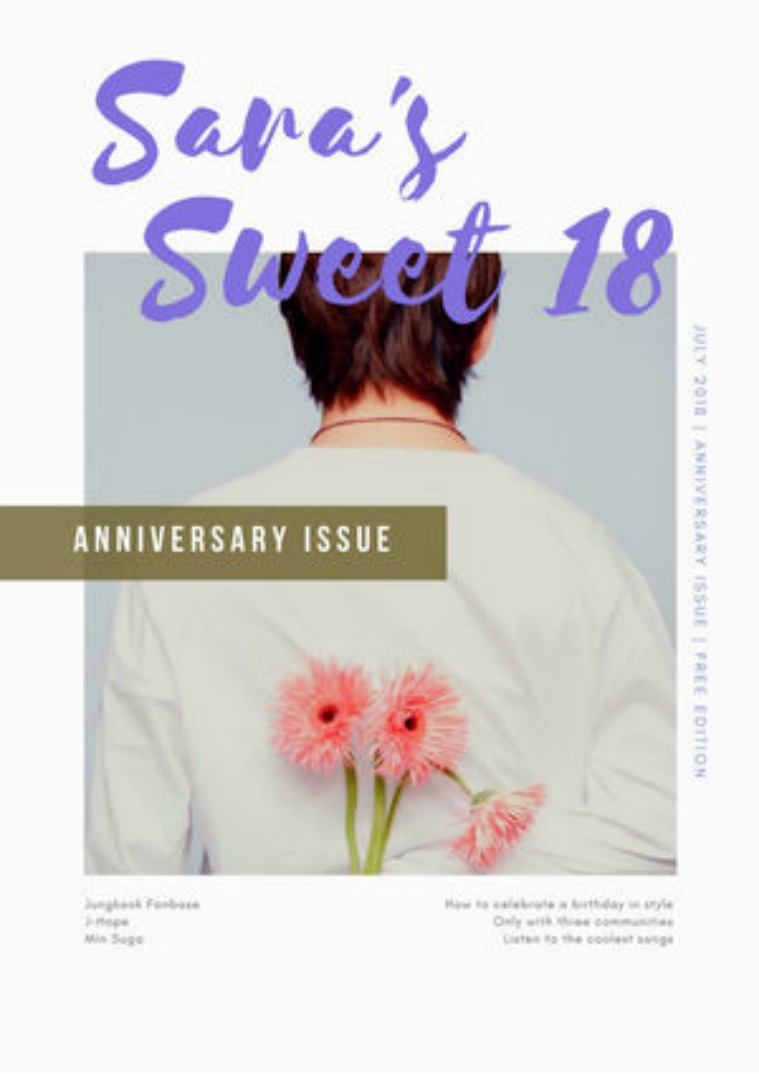 Anniversary Issue Special Edition