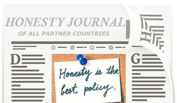 HONESTY JOURNAL Honesty Journal of All Countries