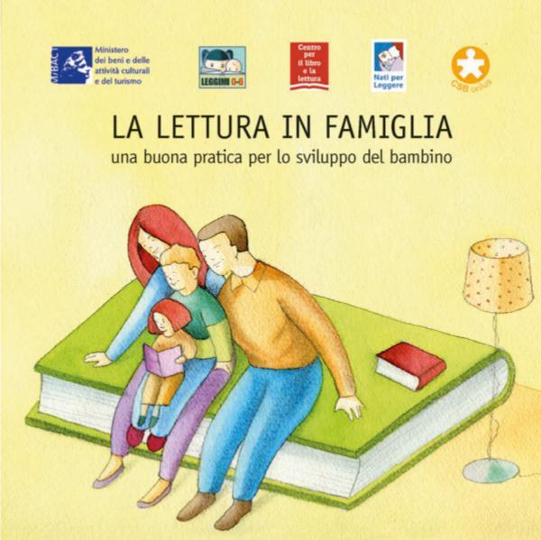 La lettura in famiglia: una buona pratica per lo s
